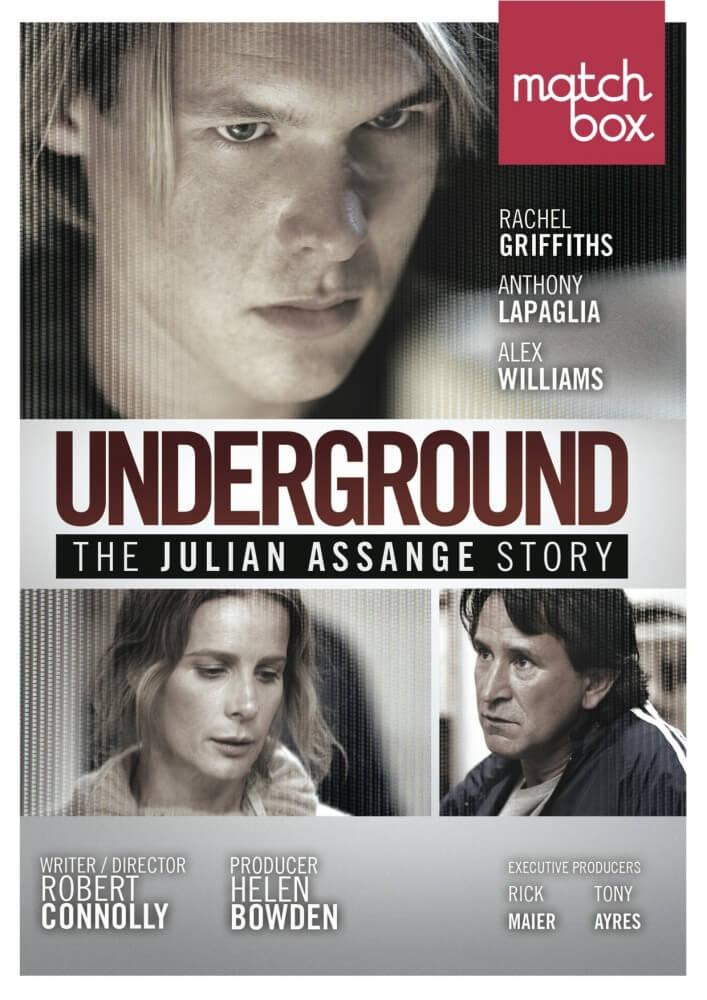 История Джулиана Ассанжа (2012)