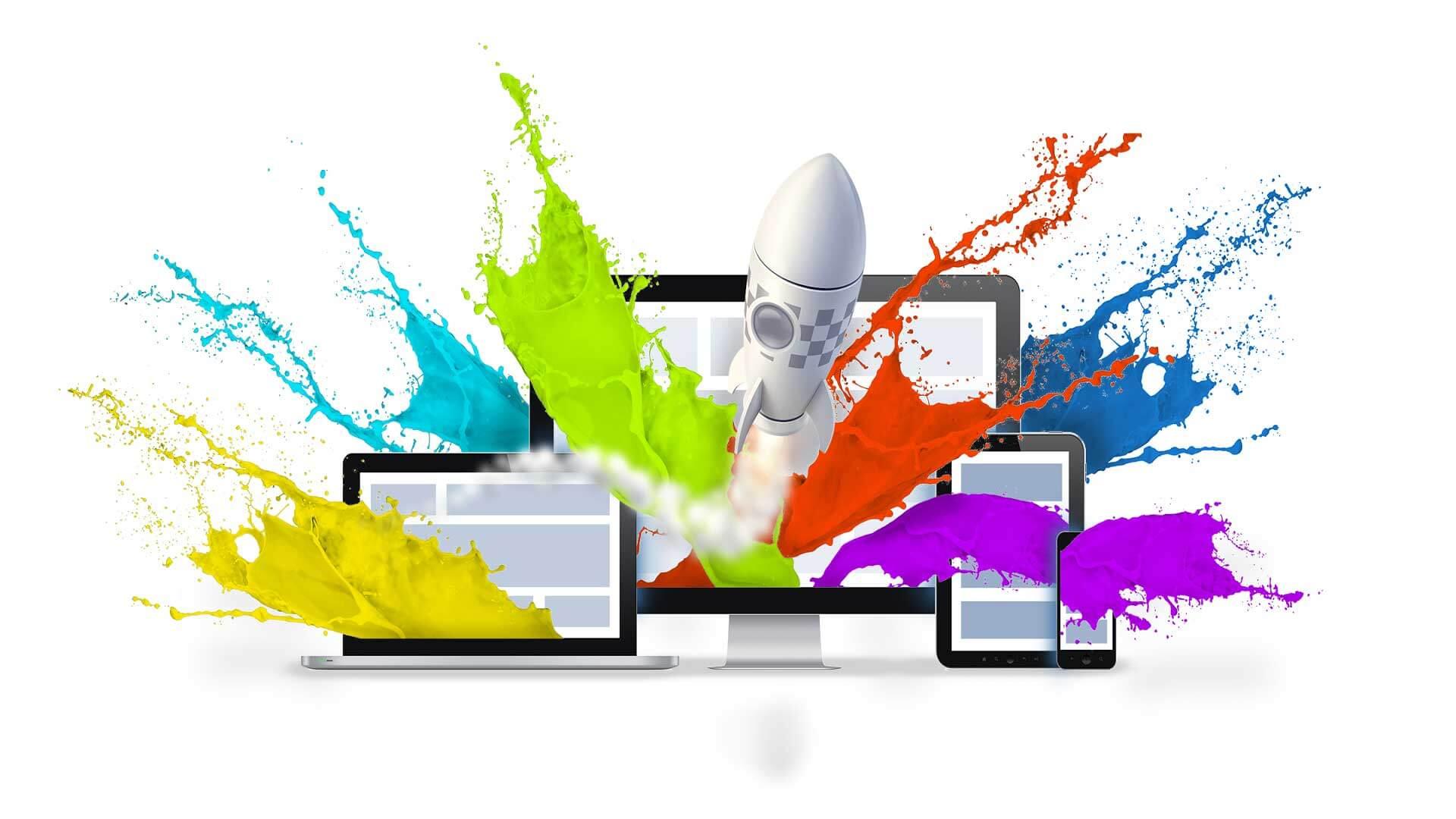 Дизайн и редизайн сайтов в Ставрополе
