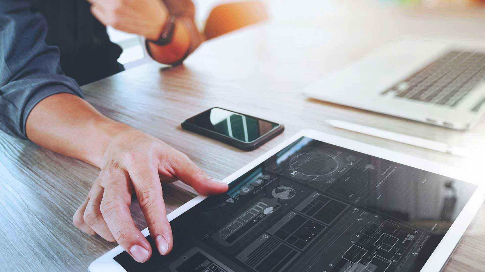 Разработка веб-приложений для бизнеса