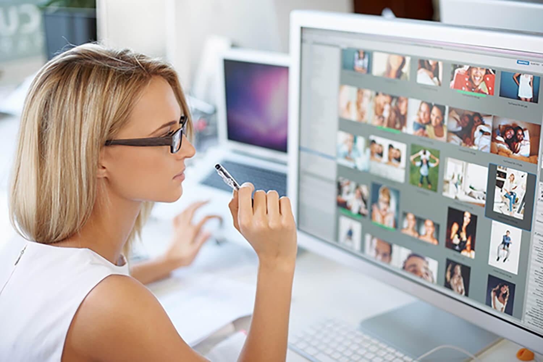 Правильный подбор изображений для сайта