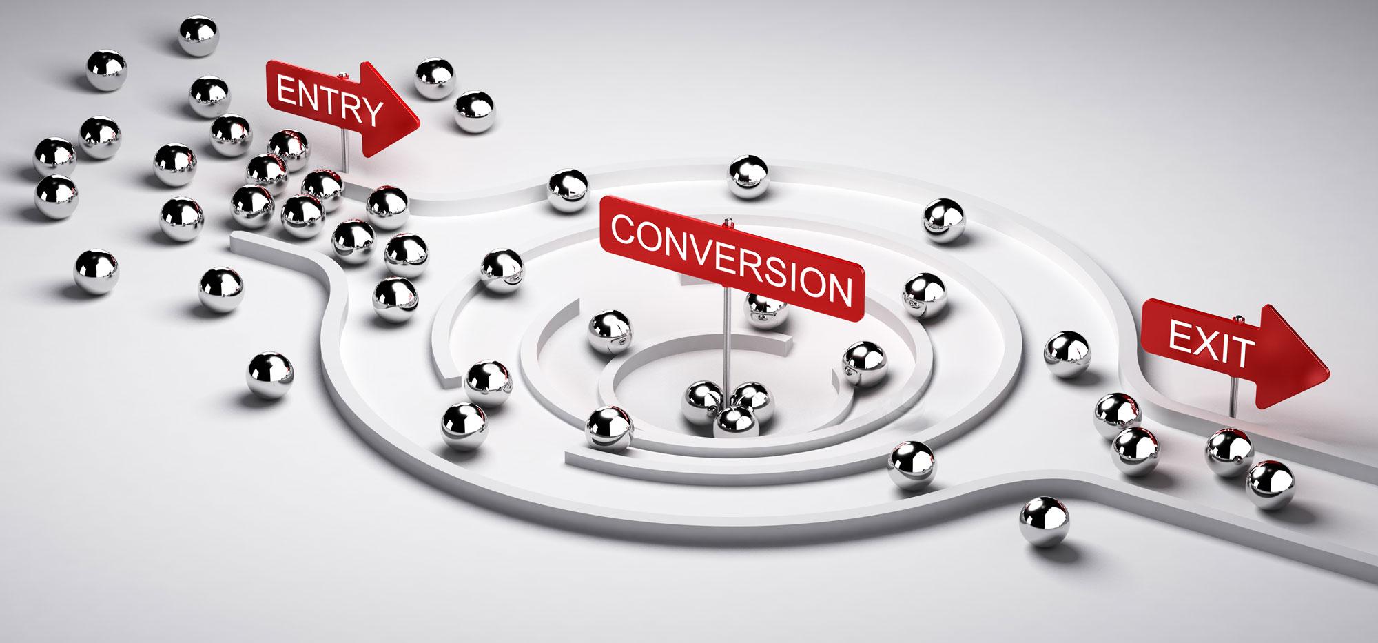 Конверсия: что это и как работает?